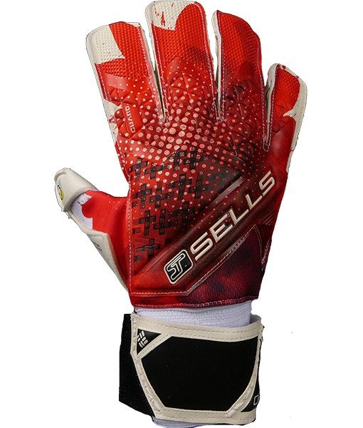 Goalkeeper gloves Sells excel touch allround guard